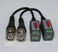 1-канальный пассивный приемопередатчик видео(балун)