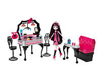 Monster High Draculaura Die-Ner Playset Набор Монстер Хай Дракулаура и закусочная, фото 1