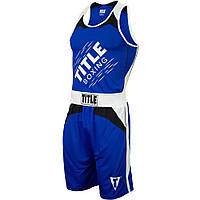 Комплект боксерской формы TITLE Elite Amateur Boxing Set 10