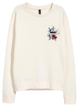 Женский свитшот от H&M разм.XS, S