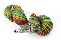 Пряжа Aade Long Kauni Artisric Yarn 8/2  Кауни Арстистик Ярн 8/2, осень, цена за 100 грамм
