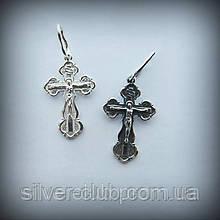 4006 Детский серебряный крестик 925 пробы от производителя в Харькове