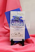 Упаковка новогодних поздравительных открыток ручной работы - 5шт Ассорти