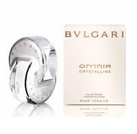 Женская туалетная вода Bvlgari Omnia Crystalline (Булгари Омния Кристаллин) - ласковый цветочно-водный аромат!