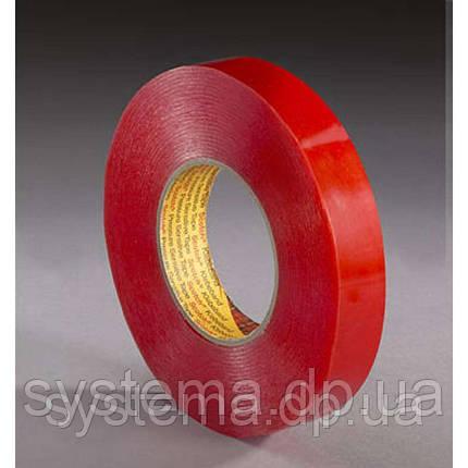 3M™ 9088FL - Двухсторонний скотч, 6,0 мм х 50 м х 0,205 мм, фото 2