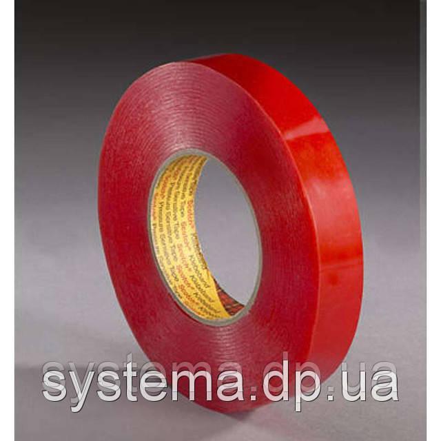 3M™ 9088FL - Двухсторонний скотч, 19,0 мм х 50 м х 0,205 мм