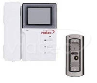 Комплект домофон + вызывная панель V-806 + V-305HD (red)