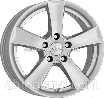 Литые диски Dezent TX 6,5x16 4x100 ET35 dia60,1 (S)