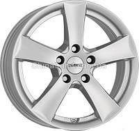 Литые диски Dezent TX 7.5x17/5x120 D72.6 ET34 (Silver)