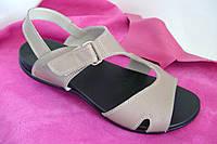 Сандалии кожаные на ортопедической подошве,от производителя., фото 1