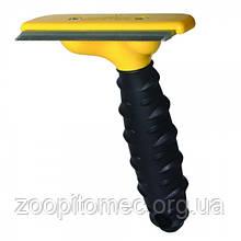 Furminator (Фурминатор) інструмент для видалення линяющей вовни собак і котів
