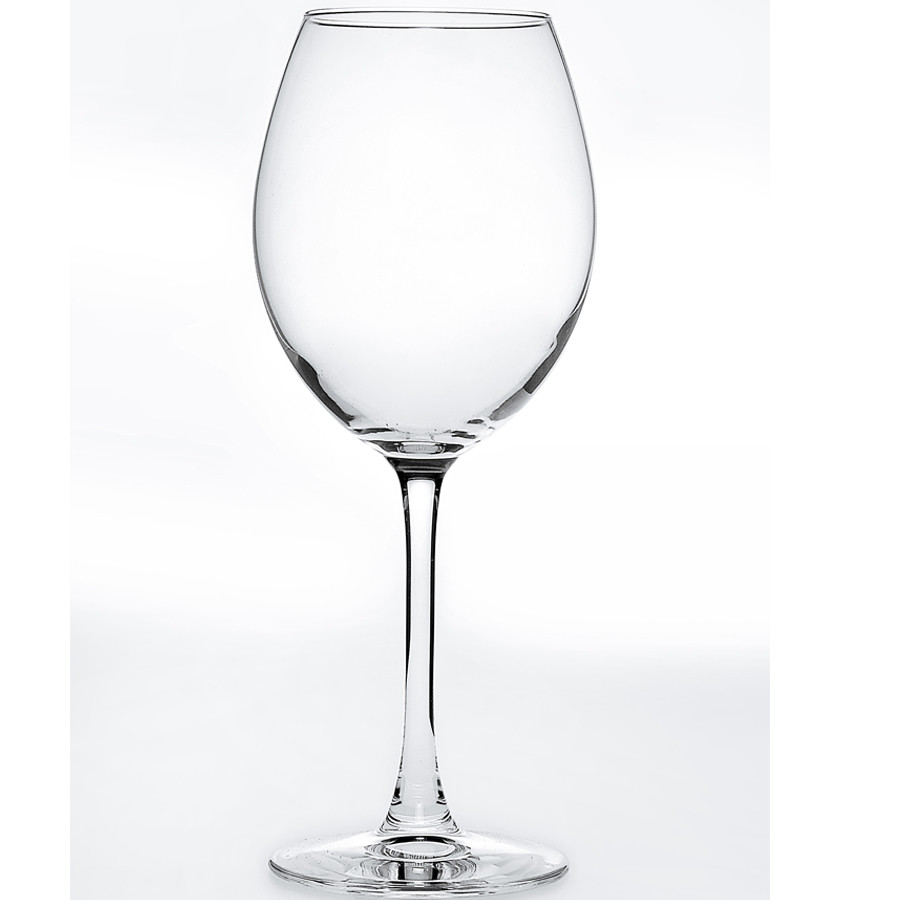Бокал для красного вина, 420 мл, 22х6,5/7,8 см