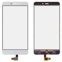 Сенсорный экран для мобильного телефона Xiaomi Redmi Note 4, белый