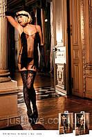 Кружевные чулки Black Lace Stockings