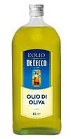 Оливковое масло De Cecco Olio di oliva рафинированное 1 л.