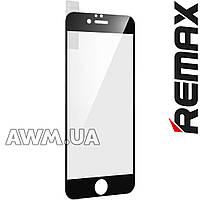 Защитное стекло REMAX Anti-Blue Ray iPhone 6 (черный)