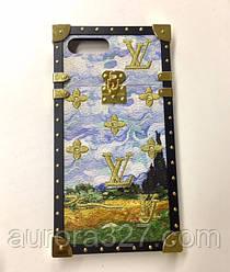 """Чехол Eye-Trunk Louis Vuitton для iPhone 7 Plus """"Пейзаж"""""""