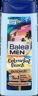Гель для душа Balea MEN Duschgel Colourful Beach, 300 ml