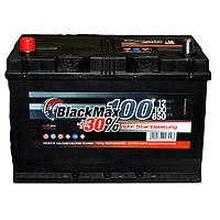 Автомобильный аккумулятор BlackMax 6СТ-100 Asia (B4029)