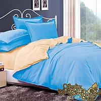 Комплект постельного белья ТМ Sveline Tekstil (Украина) поплин евро P05-02