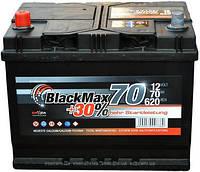 Автомобильный аккумулятор BlackMax 6CT-70 Asia (B4026)