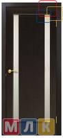 ОМИС Двери ламинированные пленкой ПВХ Серия Мастер Венера СС+КР, 2000*800*34 мм