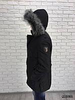 Мужская куртка-пальто №1101 РО