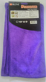 Полотенце микрофибра*Фиолет* 1