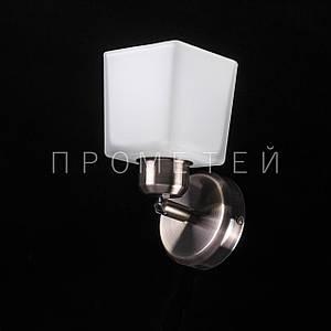 Бра спот на 1 лампочку. P3-01625/1W/AB+MK