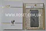 Запальничка електронна Jin Jun Hong Kong USB Charge, фото 2