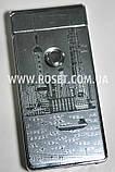 Запальничка електронна Jin Jun Hong Kong USB Charge, фото 3