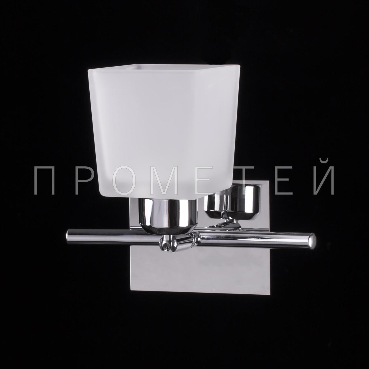 Бра спот на 1 лампочку. P3-1872/1W/CR+WT