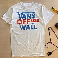 Футболка Vans Off The Wall   Бирка   Реальные фотки