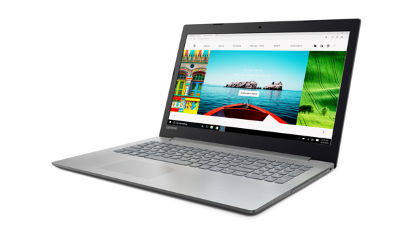 Ноутбук Lenovo IdeaPad 320-15 (80XR00PGRA) Platinum Grey