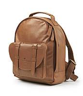 Кожаный рюкзак Elodie Details Back Pack MINI - Chestnut Leather