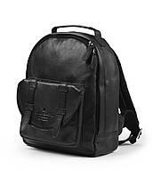 Кожаный рюкзак Elodie Details Back Pack MINI - Black Leather