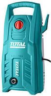 Мойка высокого давления TOTAL TGT1131 1300Вт, 120Бар.