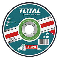 Абразивный режущий диск по металлу Total TAC2221801 180х3.2х22.2мм