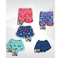 Плавки (шорты пляжные) для девочки, стрейч-хлопок. р.р. 26-34