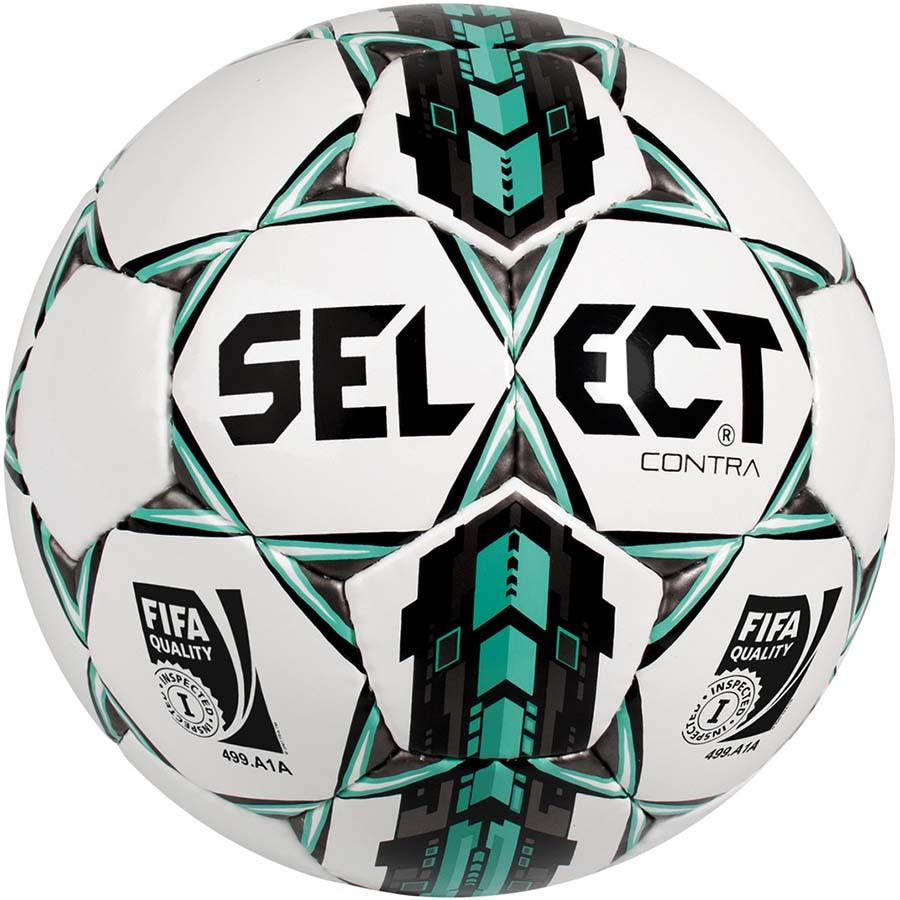 Мяч футбольный SELECT CONTRA FIFA (365512-305)