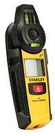 Детектор неоднородностей Stanley 0-77-260 +лазерный уровень