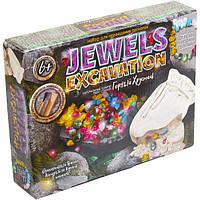 "Набор для проведения раскопок ""Jewels Excavation"" камни JEX-01-01"