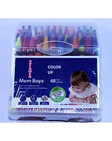 Мелки для рисования 6448L Пегашка, 48 цветов
