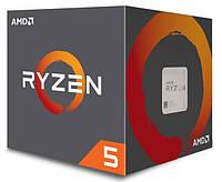 Процессор AMD Ryzen 5 1400 sAM4 (3.2GHz, 8MB, 65W) BOX