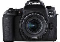 Цифровая фотокамера Canon EOS 77D BODY