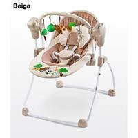 Детское кресло-качалка Caretero Forest beige