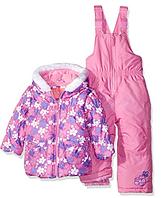 Зимний комбинезон Wippette (США) для девочки 2 года
