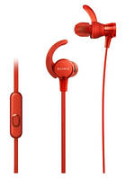 Наушники Sony MDR-XB510AS Red