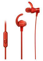 Наушники Sony MDR-XB510AS Red