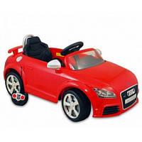 Электромобиль Audi TT Alexis-Babymix Z676AR (USB) red